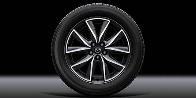 CX-5タイヤサイズダウン
